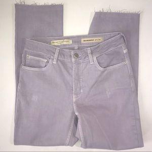e5afacd8e2b87 Pilcro and the Letterpress Lavender Jeans NWT